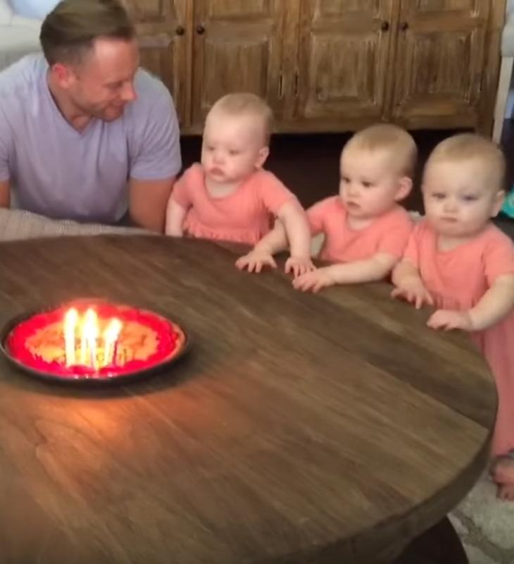 kaarsen uitblazen