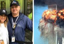 Ze vraagt vreemdeling waar hij was op 9/11 - zijn onmiddellijke antwoord laat haar met stomheid geslagen