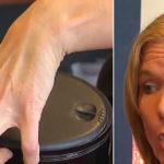 Moeder is 6 maanden lang ziek, maar weet niet waarom - tot ze een kijkje neemt in koffiemachine