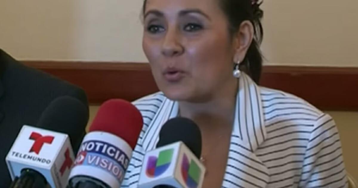 moeder doet DNA-test om erachter te komen of baby van haar is