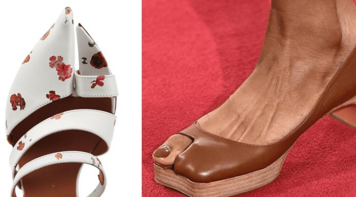 'Grote teen' schoenen zijn de nieuwste trend waar niemand behoefte aan heeft