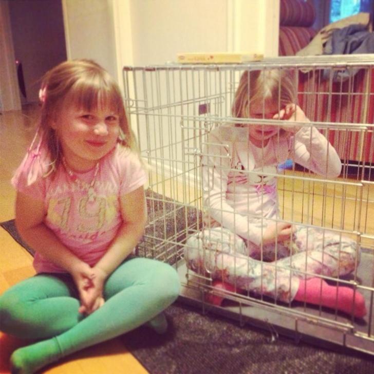 terror kinderen