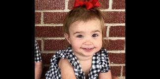 17 maanden oud meisje gewond door schietpartij Texas heeft onze gebeden nodig voor haar operatie