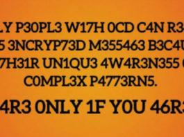 Ze zeiden dat deze test onmogelijk is, maar degenen met OCS/OCD scoorden 100%