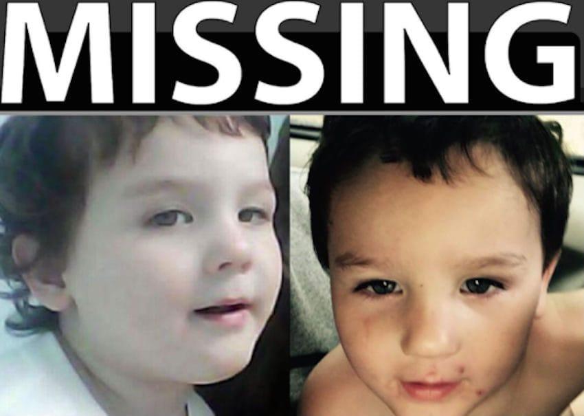 vermiste jongen