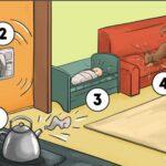 Wat zou jij als eerste doen in deze situatie? Het resultaat kan veel over jou zeggen!