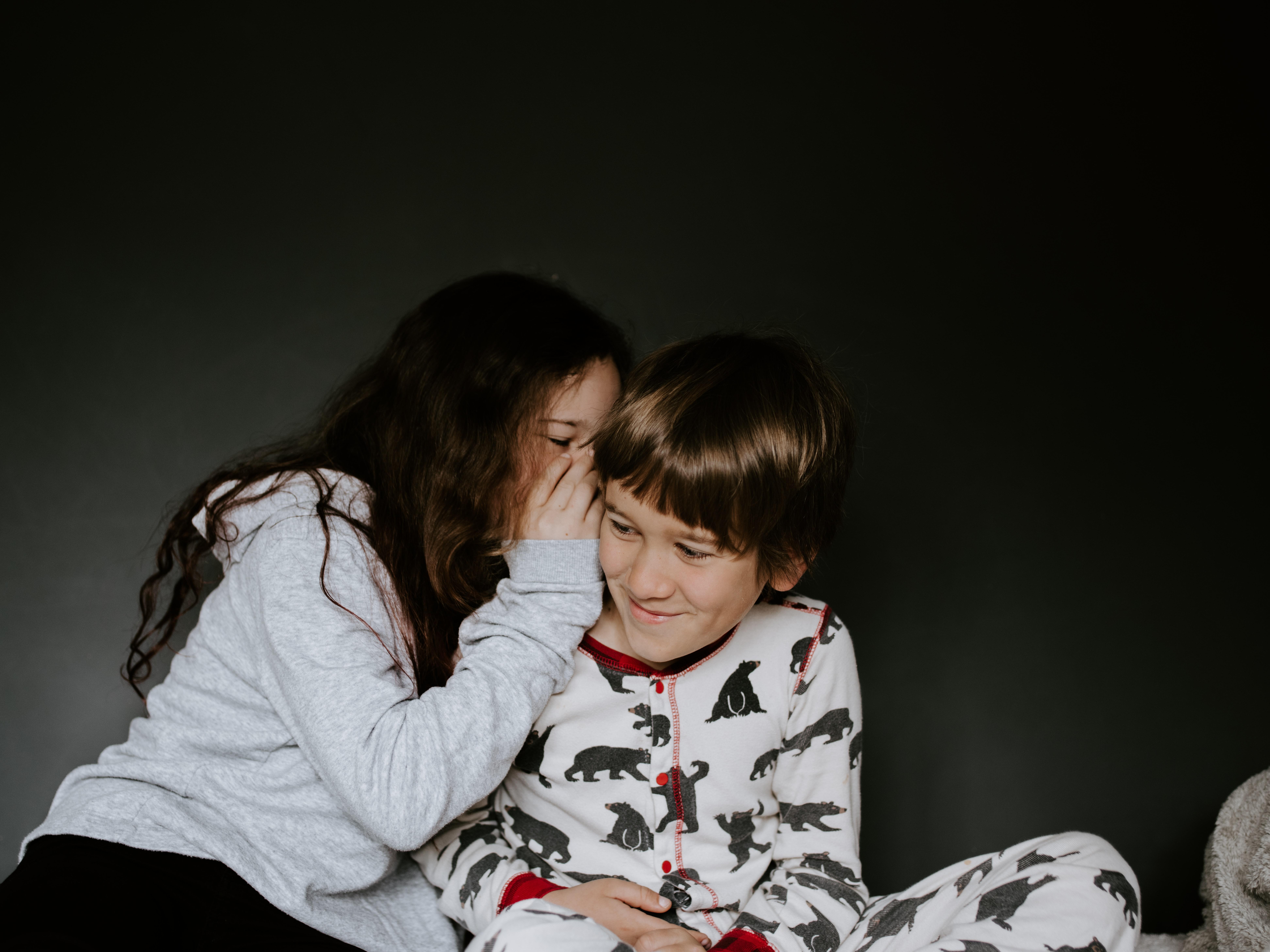 Vechten met broers en zussen maakt je later op het leven een beter persoon, volgens studie