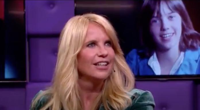 Linda de Mol heeft al heel lang geleden corona gehad