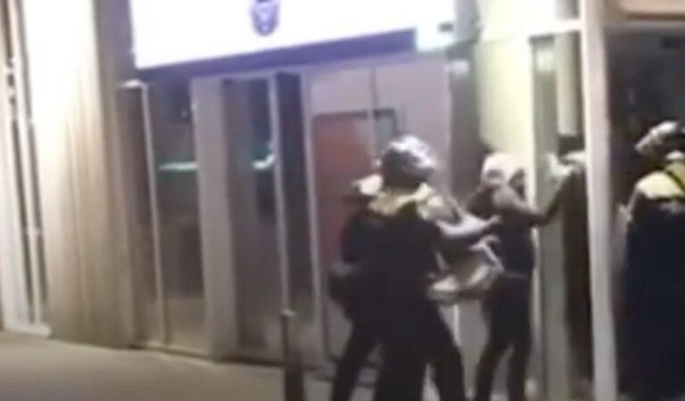 Exclusieve beelden van arrestatie Danny Ghosen