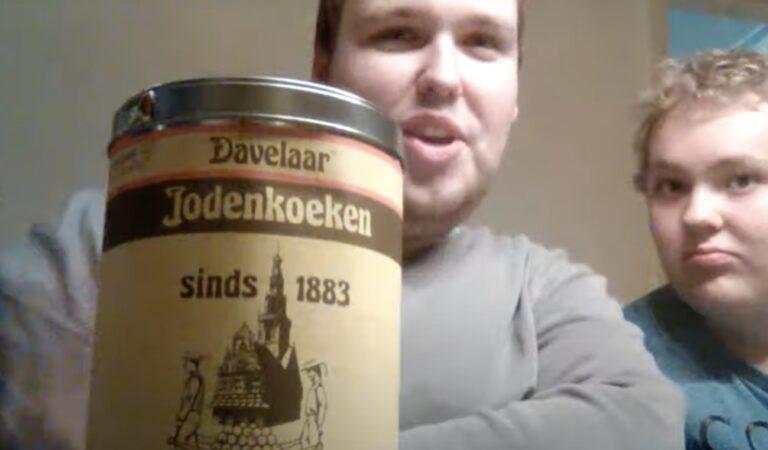 Jodenkoek heet binnenkort Odekoek