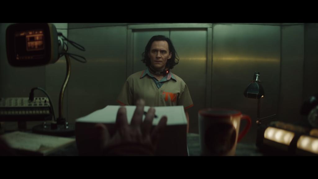 Marvel's Loki serie Disney+