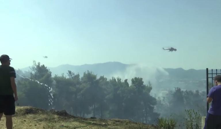 Nieuwe bosbranden leiden tot evacuaties in Italië, Griekenland en Turkije